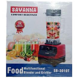 Savanna Commercial Grinder & Blender(n)