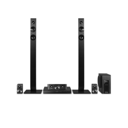 Panasonic SC-XH166GS-K DVD Home Theater – 300W (SM)