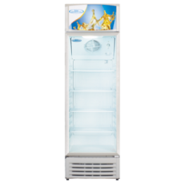 Haier Thermocool Commercial Refrigerator Beverage Cooler SC-240 R6