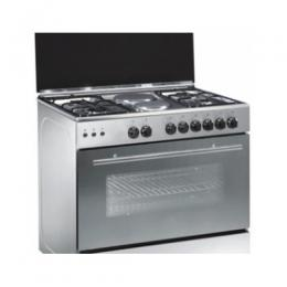 Scanfrost Branded Gas Cooker- SFC 967SS