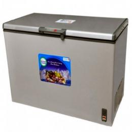 scanfrost_sfl411_inox_finish_freezer