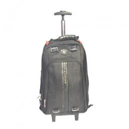 school back pack with trolley