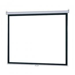 "140"" x 140"" Electric Projection Screen"