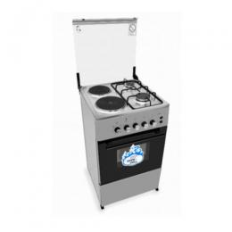 Scanfrost 2 Gas + 2 Electric Standing Gas Cooker | SFC 5222S