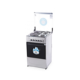 SCANFROST 50x50 CM 2 GAS,2 ELECTRIC GAS COOKER – SFCK5222 NG (DE)