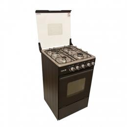 Scanfrost 4 Gas Burners Black Color Finish | SFC5402B
