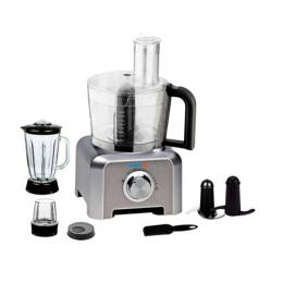SCANFROST SFKAFP 2001 FOOD PROCESSOR|1.7 Litre chopping bowl & blade|1.5 Litre glass jar with grinder