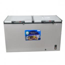 Scanfrost SFL611 - 611 LITERS INOX FINISH CHEST FREEZER