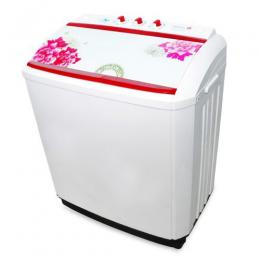 SCANFROST TWIN TUB 10KG WASHING MACHINE SFWMTTB