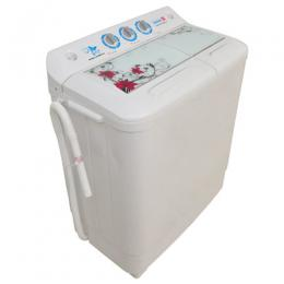Scanfrost 6.8Kg Semi Automatic Twin Tub Washing Machine | SFWMTTD