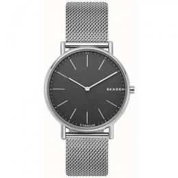 SKAGEN SKW6483 MEN'S SIGNATUR SLIM TITANIUM MESH MEDIUM WATCH