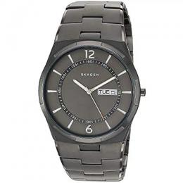 SKAGEN SKW6504 MEN'S MELBYE STAINLESS STEEL-LINK BRACELET MEDIUM WATCH