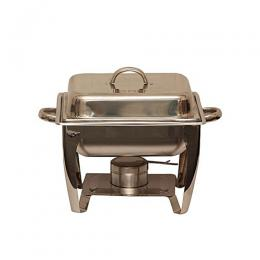Hoffner Chafing Dish Small - Silver,5.5L
