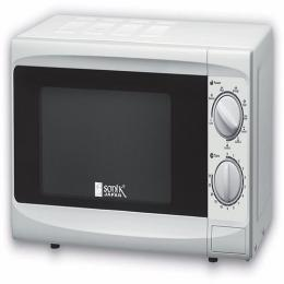 Sonik SMW 820 20L Microwave With Grill - White
