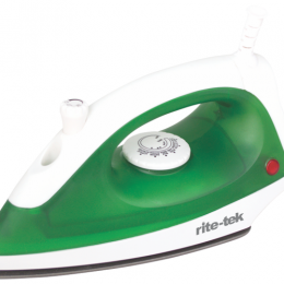 Rite Tek Steam Iron ST-260|1100-1300 watt