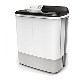 Syinix 10KG Twin Tub Washing Machine | SY-SWMTT10