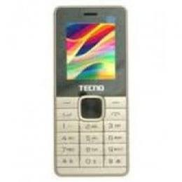 Tecno T465 - Dual Sim,Camera, FM Radio,Battery 2500mAh - GREY,BLUE,GOLD