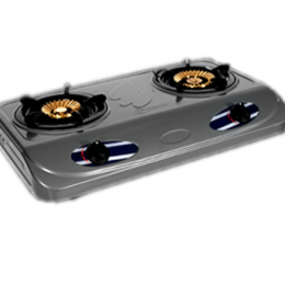 TEC COOKER Table Top-G-2HOB Teflon