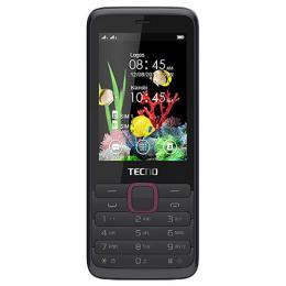 Tecno T473 - Dual Sim Mobile Phone (Space Gray,Elegant Blue)