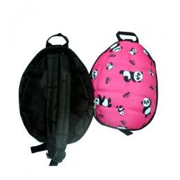 tortoise shell school child backpack