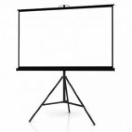 96 x 96 Electric Projection Screen