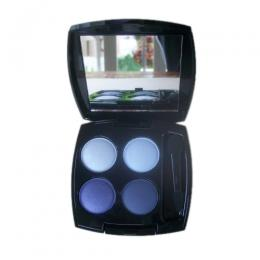 Avon True Color Quad Eyeshadow Denim Blue