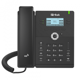 Htek UC912E Standard Business IP Phone +WiFi & Bluetooth - deluxe.com.ng