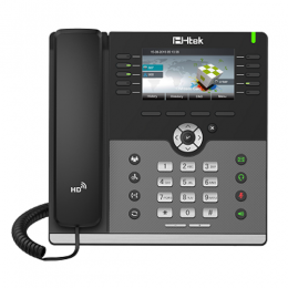 Htek UC926 Executive Business IP Phone - deluxe.com.ng