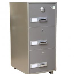 Ultimate 3-drawer fireproof cabinet(Combination Lock)