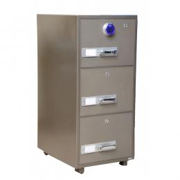 Ultimate 3-drawer fireproof cabinet(Digital Lock)