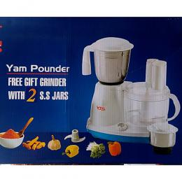 VTCL Yam Pounder Food Processor & Grinder