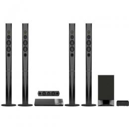 Sony 3D Blu-ray Home Theater Systems - BDV-N9200WLW