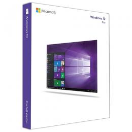 Microsoft Windows 10 Pro 64-Bit DVD - OEM (MS-FQC-08929)
