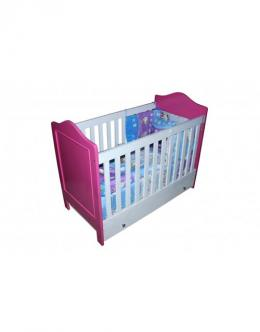 STORAGE WOODEN BABY COT 4FT X 2FT - deluxe.com.ng