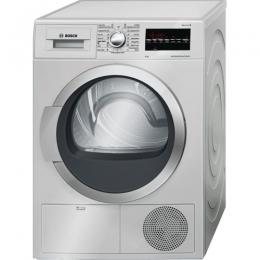 Bosch Series 6 Tumble Dryer;9kg Silver|WTG86400KE