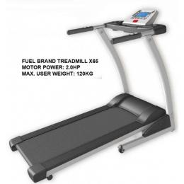 FUEL FITNESS X65 Fuel Treadmill