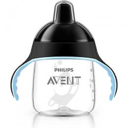 Philips Avent Spout Cup SCF753/03 Sip no drip 9oz/260ml 12m+