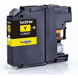 Brother Ink Cartridge Yellow lc563y