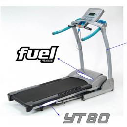 FUEL FITNESS YT80 FUEL TREADMILL