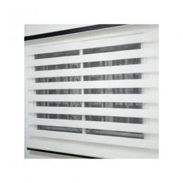 HIGH QUALITY ZEBRA DAY AND NIGHT WINDOW BLIND 090 ...mini (W3ft x L4ft) large (W7ft x L5ft) medium (W5ft x L5ft)