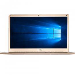 Zinox Z200 GTX Notebook Intel Atom 1.9Ghz (2GB, 32GB eMMc), 14-Inch, Win 10 Laptop-Gold