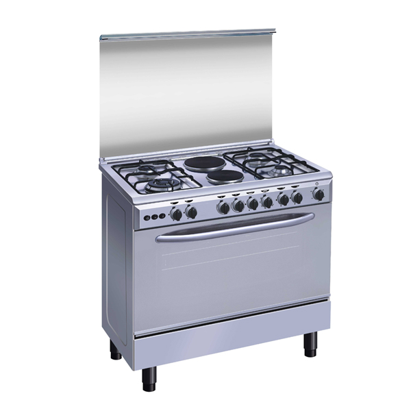 Zitalo Zs624 Freestanding Electric Gas Cooker With Oven